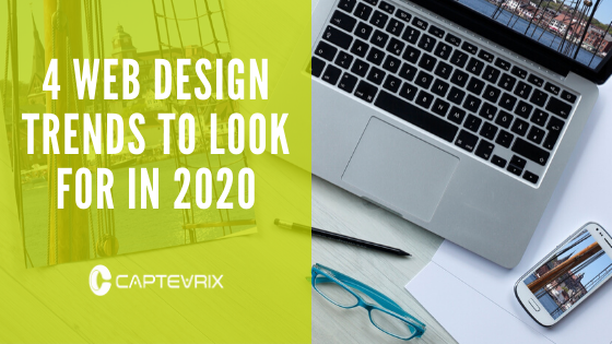 4 web design trends to look for in 2020
