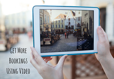 Using Video To Help Your Vacation Rental Get More Bookings