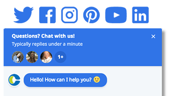Customer Service Chatbox