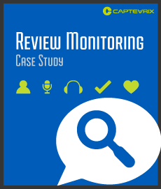 Review Monitoring Case Study