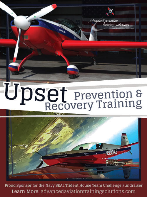 Upset Prevention Training Advertisement
