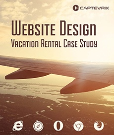 Website Design Vacation Rental Case Study cover