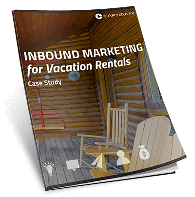 Inbound Marketing for Vacations Rentals Case Study cover