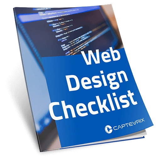 Web Design Checklist cover
