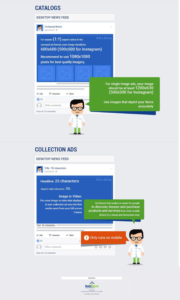 Facebook Catalog and Collection Ads