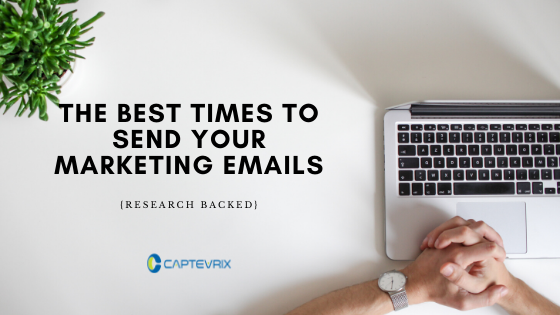 The Best Times to Send Your Marketing Emails
