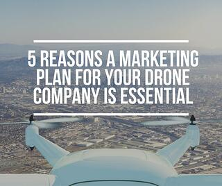 drone marketing plan