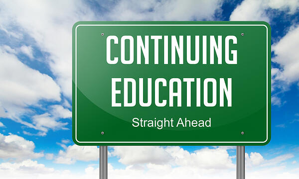 Why Continuing Education Is Important To Us
