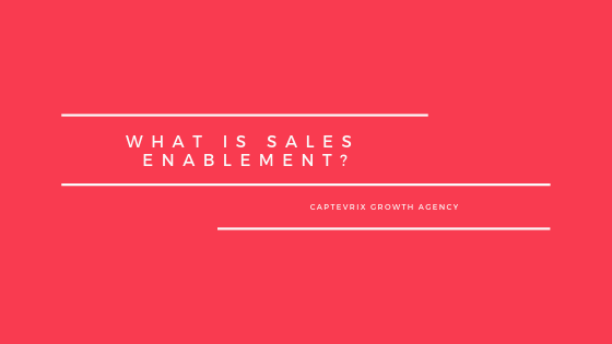 What is sales enablement_