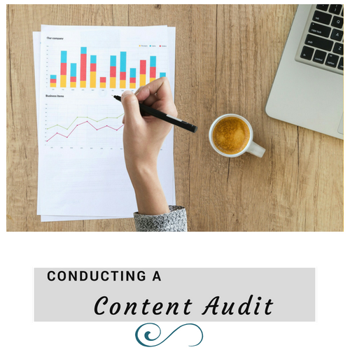 conducting a content audit
