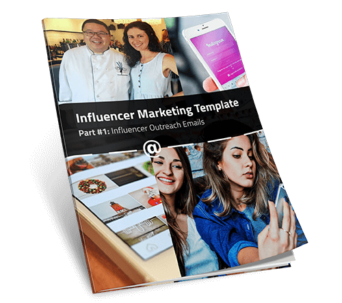 Influencer Marketing Template Cover
