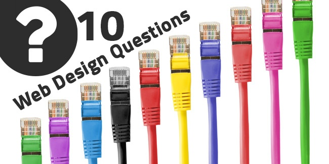 Colored ethernet cords