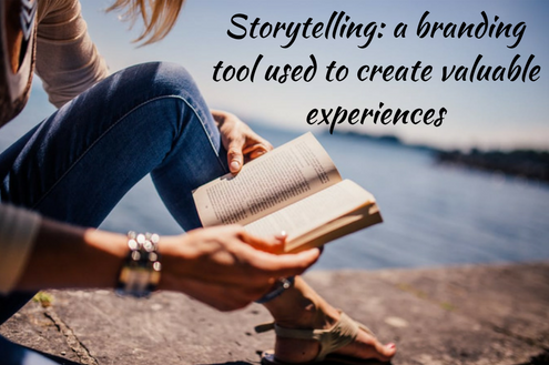 How to Tell a Story About Your Brand That People Want to Hear