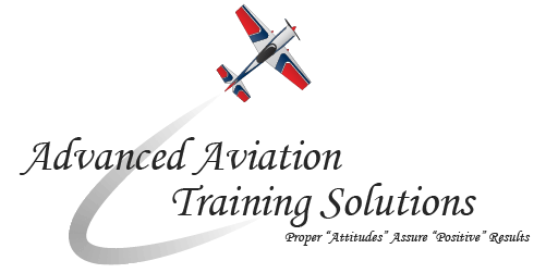 Advanced Aviation Training Solutions logo