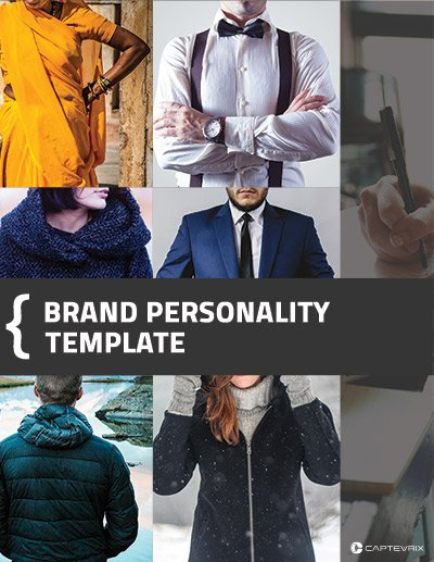 Brand Personality Template