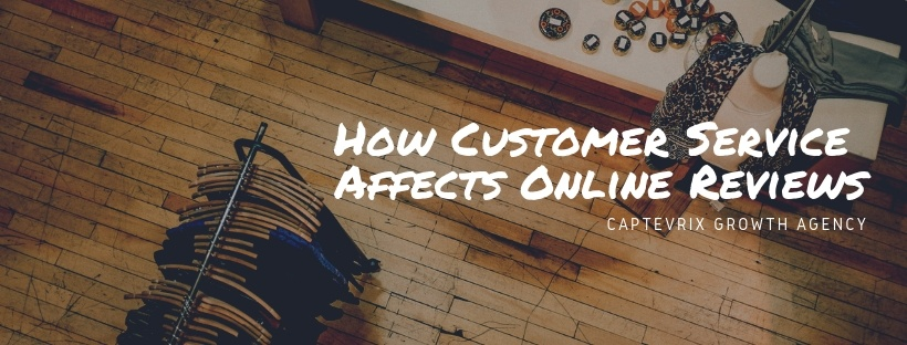 How Customer Service Affects Online Reviews