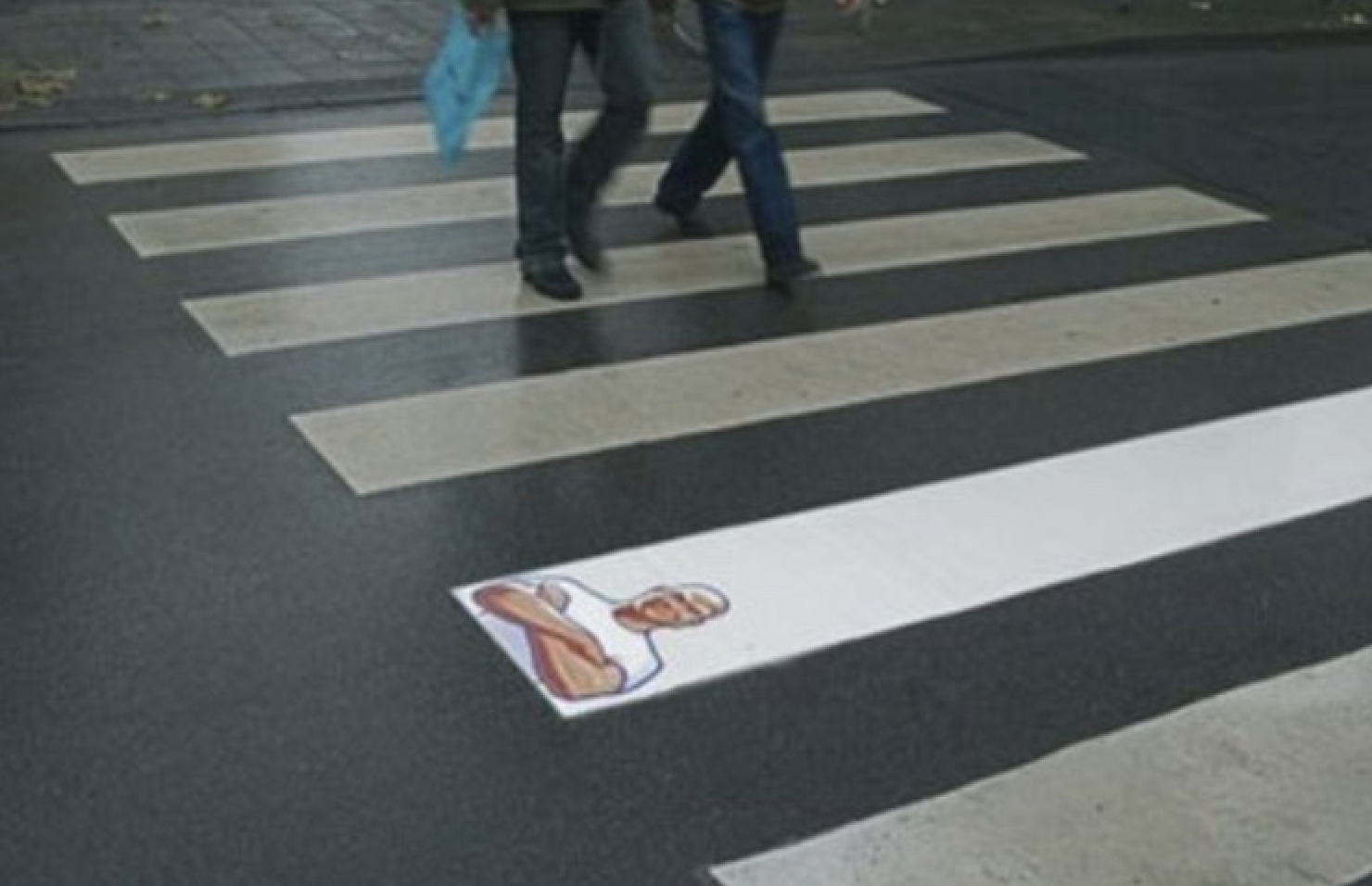 Guerrilla Marketing - Mr. Clean
