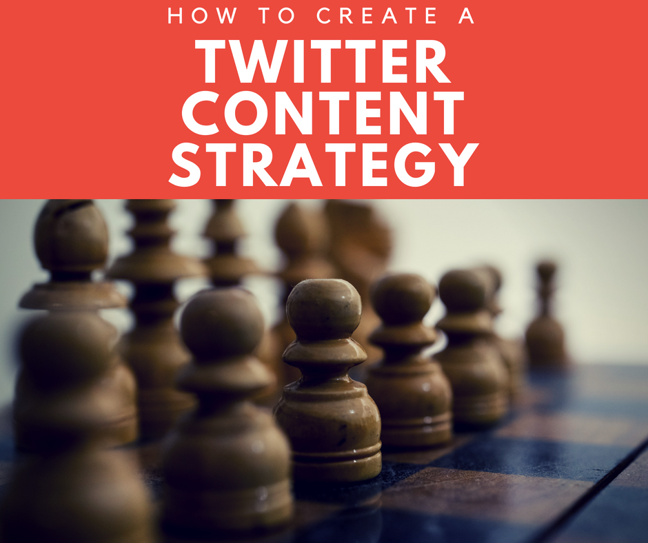 How to Create a Twitter Content Strategy