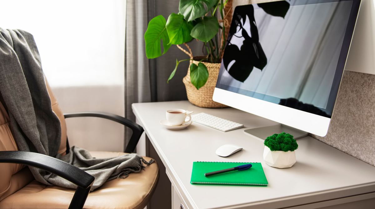 5 Tips for a Productive Home Office